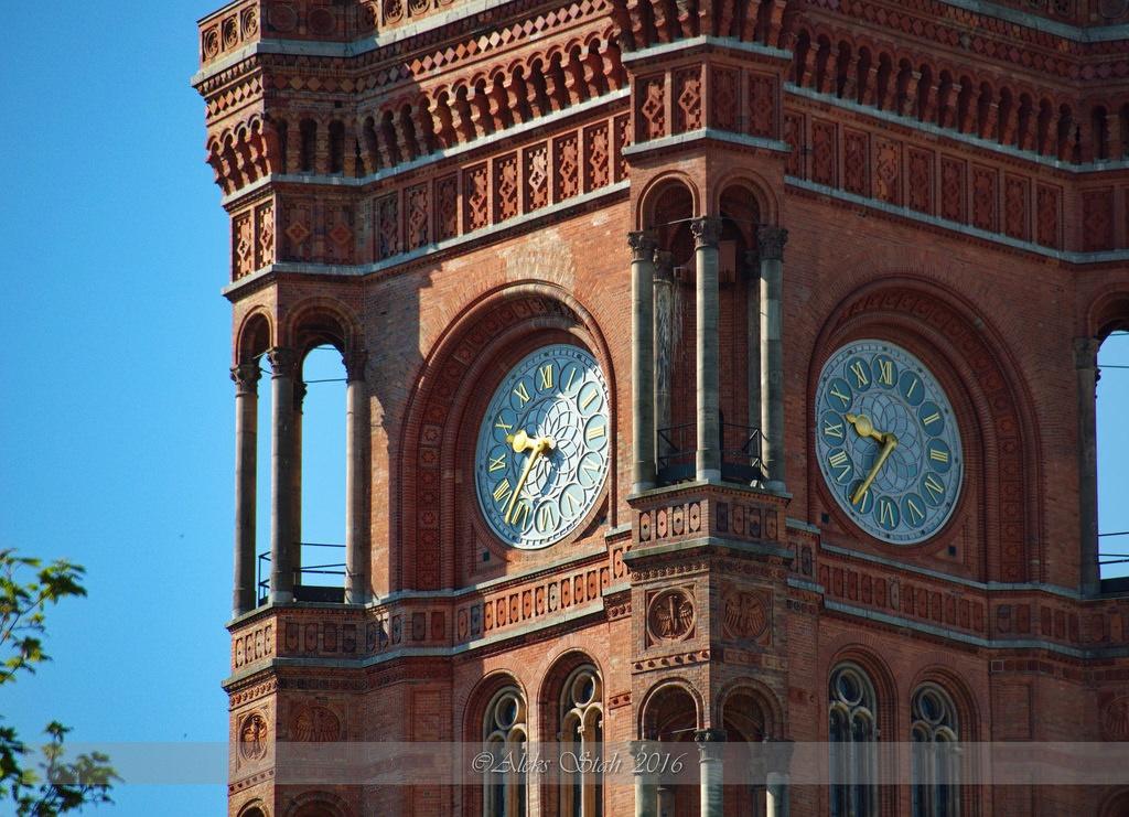 Городские часы Европы. Фоторепортаж