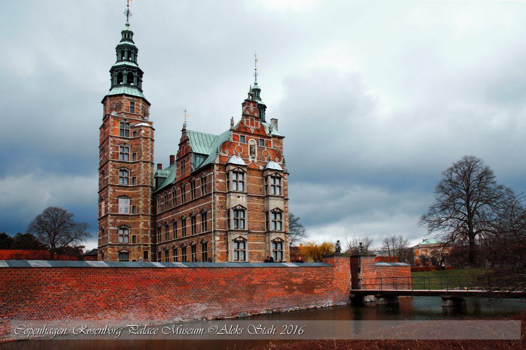 Где жили датские короли. Копенгаген. часть 1